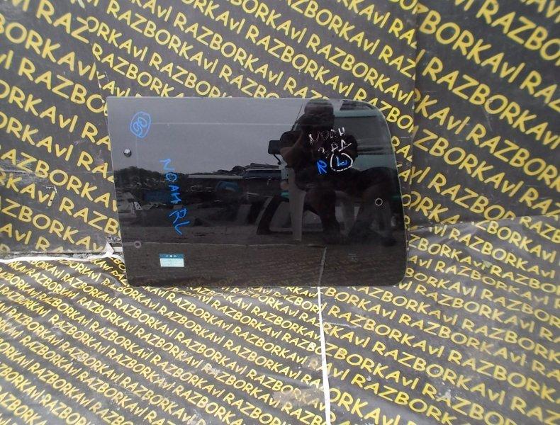 Стекло собачника Toyota Town Ace Noah SR50 заднее левое