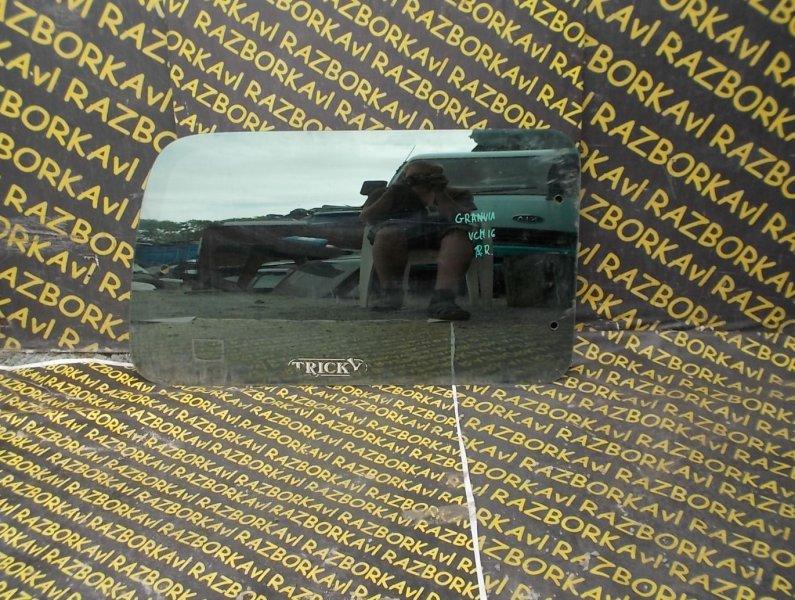 Стекло собачника Toyota Granvia VCH16W 3RZFE 1997 заднее правое