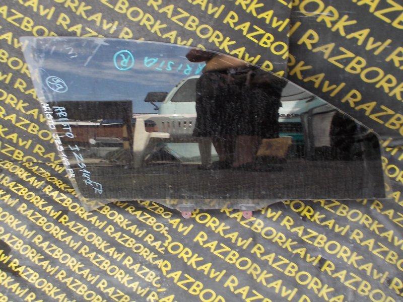 Стекло Toyota Aristo JZS147 1UZFE 1991 переднее правое