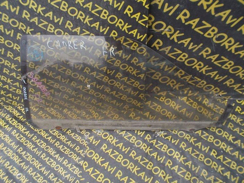Стекло Toyota Soarer GZ20 переднее правое