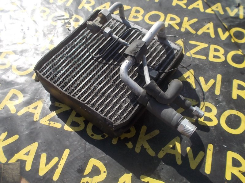 Испаритель кондиционера Nissan March Box WK11 CG10DE