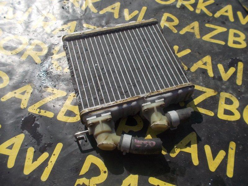 Радиатор печки Nissan Elgrand ALE50 VG33E 1997