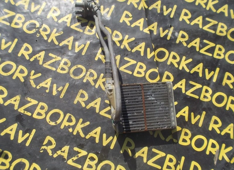 Радиатор печки Nissan Datsun WBY21