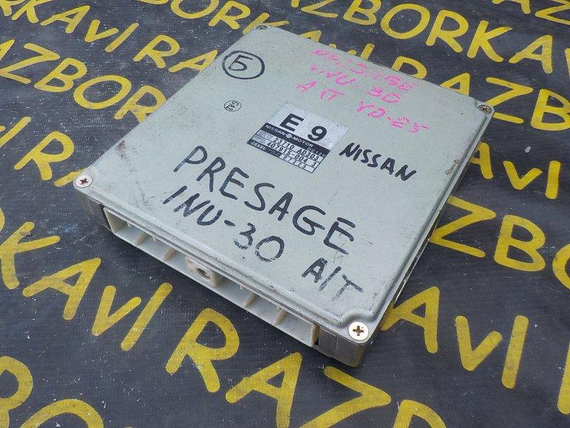 Блок управления efi Nissan Presage VNU30 YD25DDTI