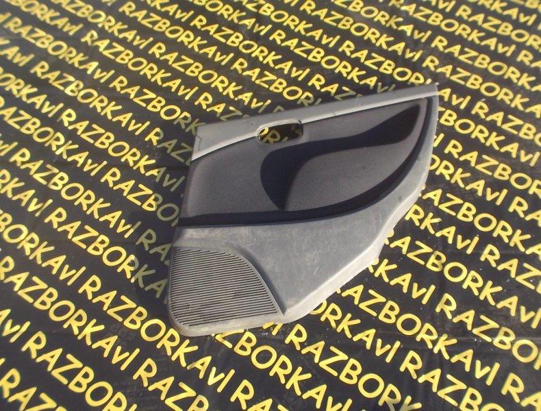 Обшивка дверей Daihatsu Yrv M200G K3VE 2000 задняя правая