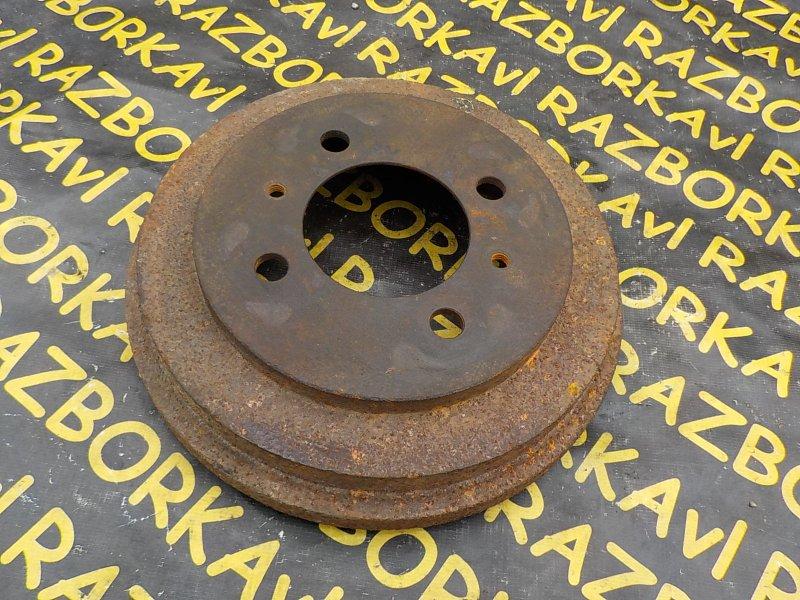 Тормозной барабан Nissan Sunny SB13 CD17 задний левый