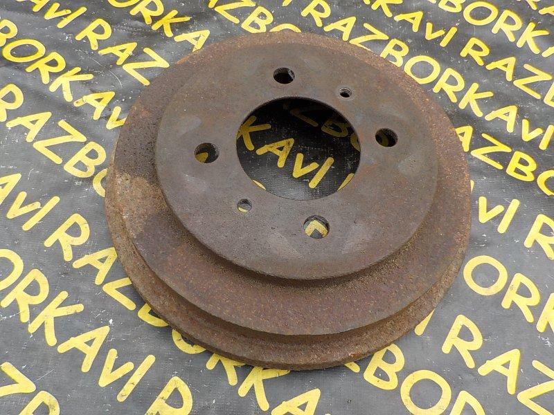 Тормозной барабан Nissan Sunny SB13 CD17 задний правый