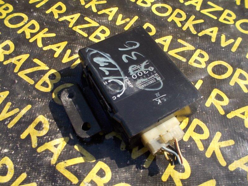 Блок управления кондиционером Toyota Town Ace CR36 2C