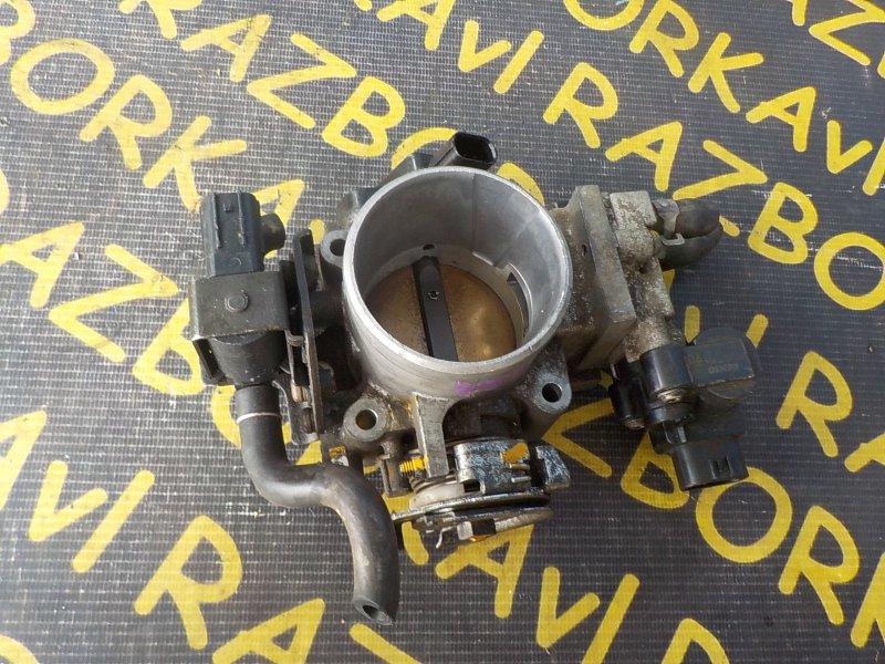 Дроссельная заслонка Honda Edix BE1 D17A
