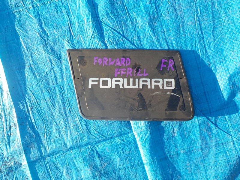 Накладка на дверь Isuzu Forward FRR12 6BG1 передняя правая