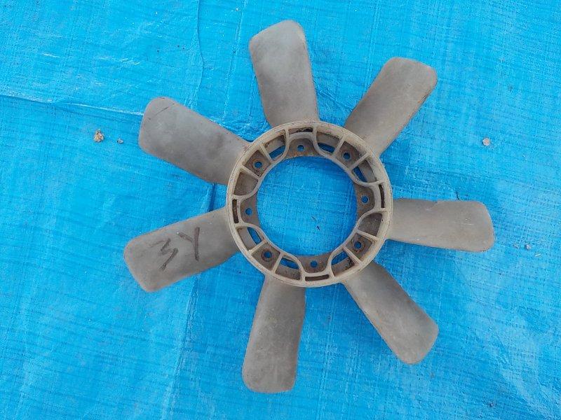 Вентилятор вязкомуфты Toyota Hilux Surf YN130 3Y