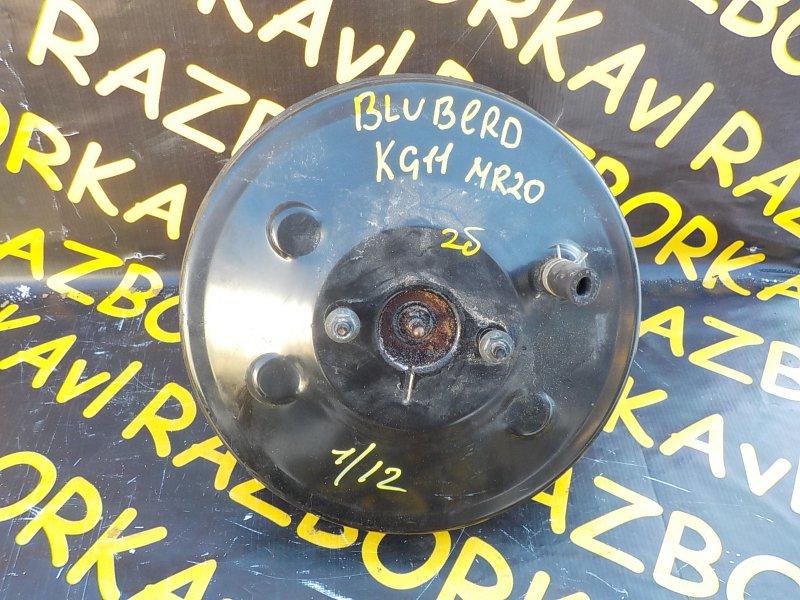 Вакуумник Nissan Bluebird Sylphy KG11 MR20DE