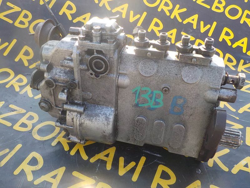 Тнвд Toyota Dyna BU61 11B