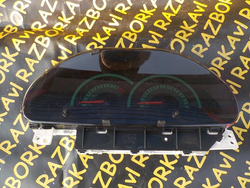 Спидометр Toyota Porte NNP10 1NZFE