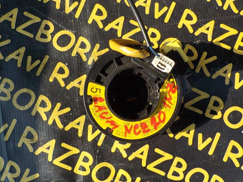 Шлейф-лента air bag Toyota Raum NCZ20 1NZFE