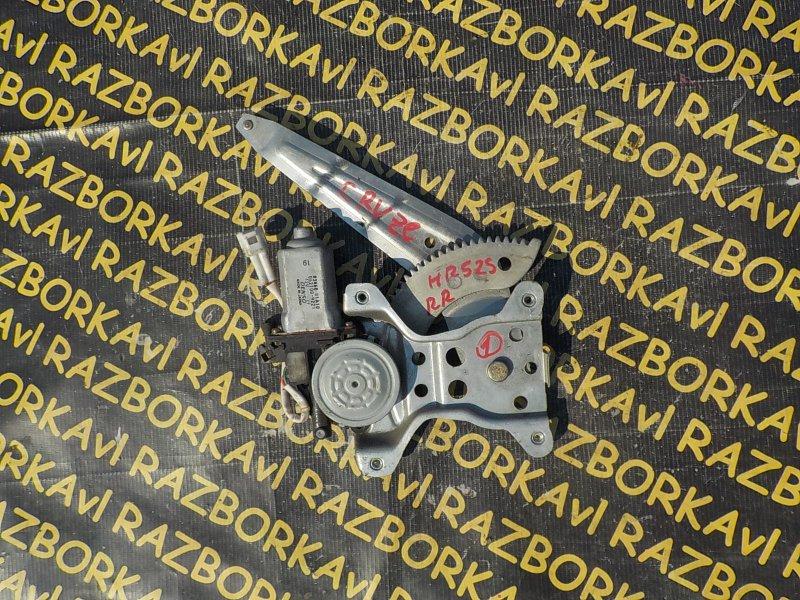 Стеклоподъемник Chevrolet Chevrolet Cruze HT51S M13A 2000 задний правый