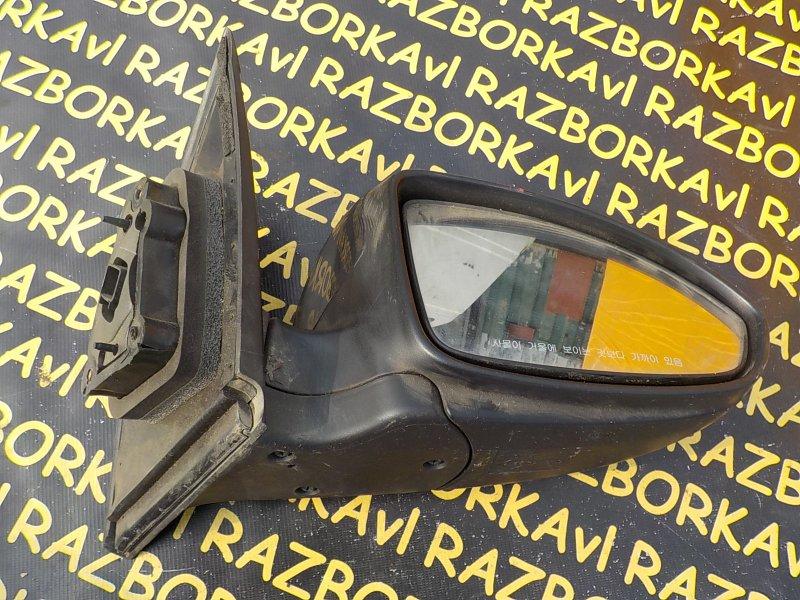Зеркало Chevrolet Lacetti J200 переднее правое
