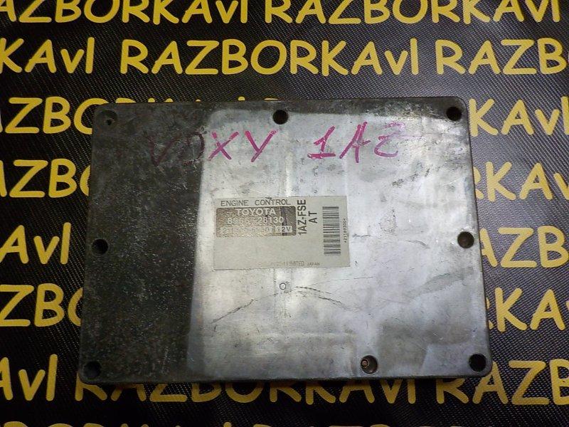 Блок управления efi Toyota Voxy AZR60 1AZFSE