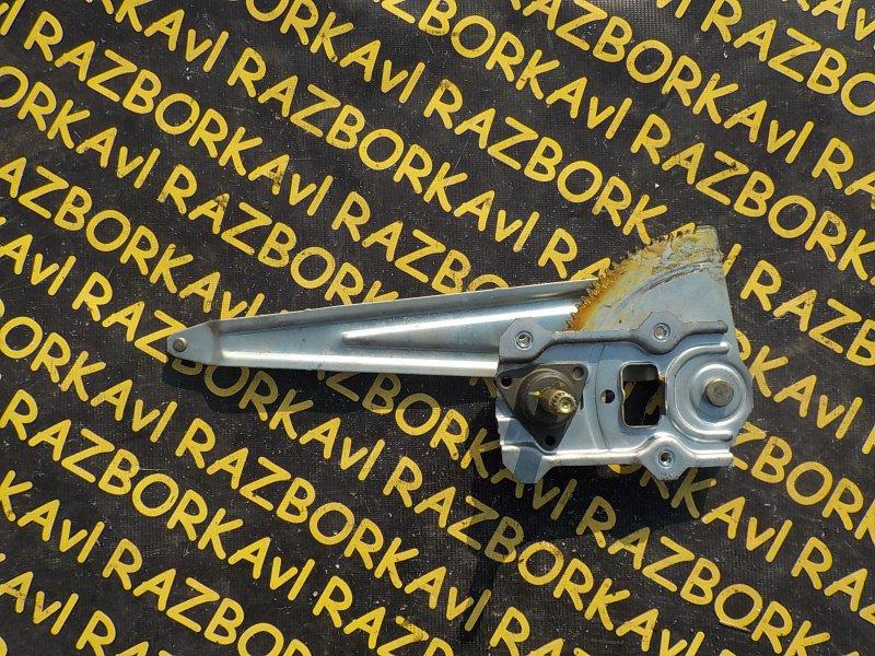 Стеклоподъемник Toyota Probox NCP58 задний правый