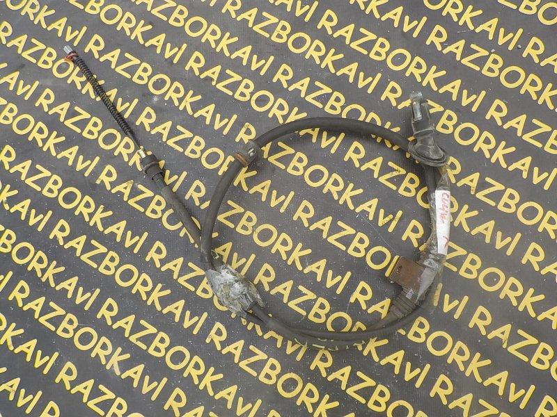 Тросик ручника Mitsubishi Airtrek CU4W 4G63 2001 задний правый