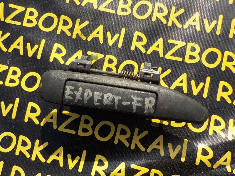 Ручка двери внешняя Nissan Expert VW11 передняя правая