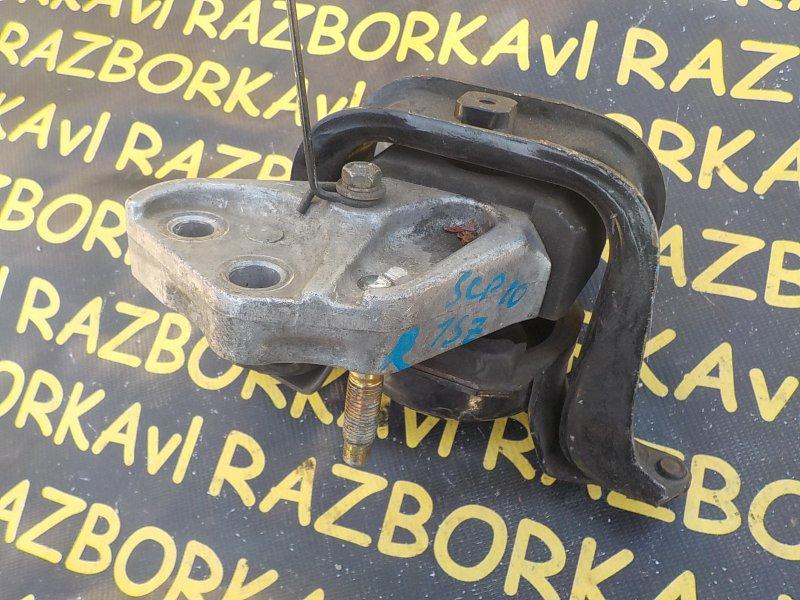 Подушка двигателя Toyota Vitz SCP10 1SZFE правая