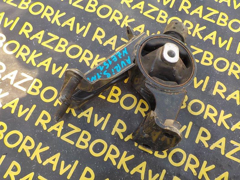Подушка двигателя Toyota Auris NZE151 1NZFE задняя