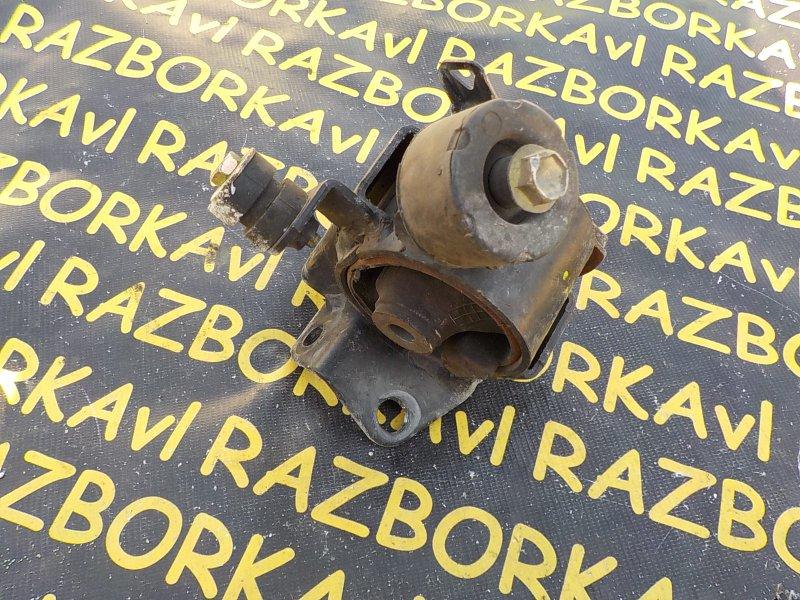 Подушка двигателя Toyota Will Vs ZZE127 1ZZFE 2001 левая