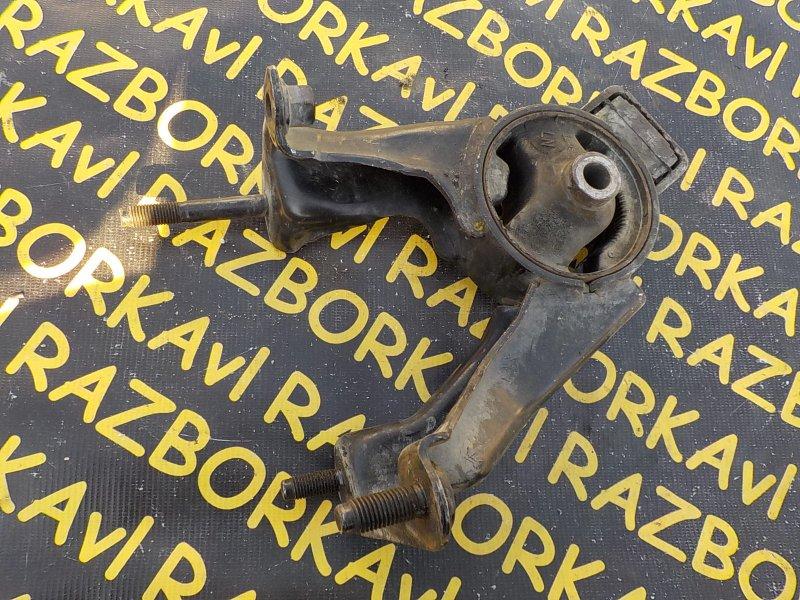 Подушка двигателя Toyota Will Vs ZZE127 1ZZFE 2001 задняя