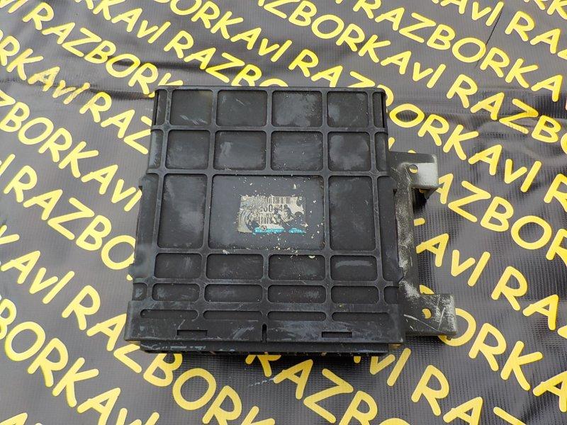 Блок управления efi Mitsubishi Dingo CQ1A 4G15 1998