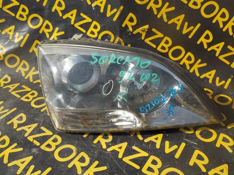 Фара Kia Sorento BL 2002 передняя правая
