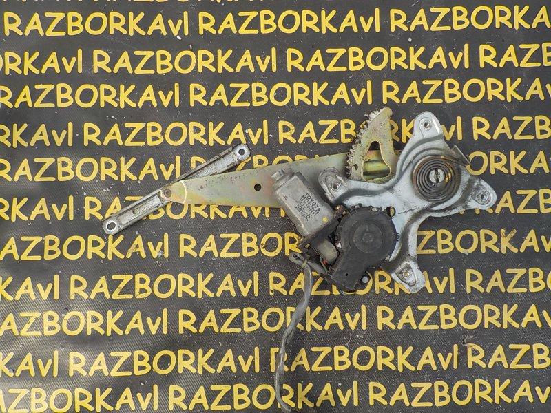 Стеклоподъемник Toyota Aristo JZS160 2JZGE 1997 задний левый