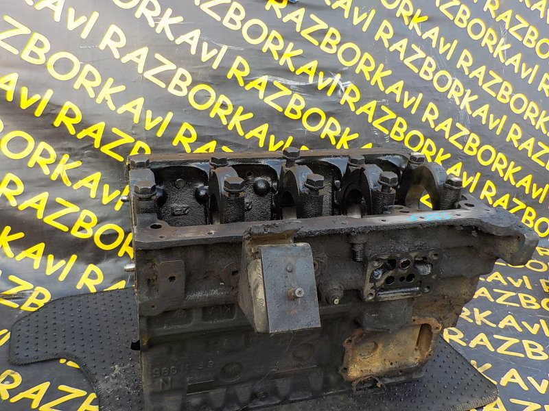 Блок цилиндров Nissan Atlas EH40 SD25