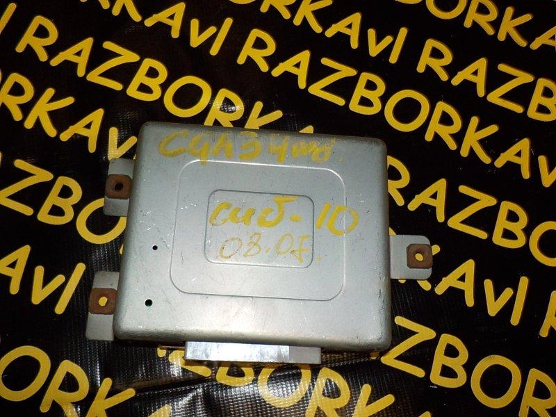 Блок управления акпп Nissan Cube AZ10 CGA3DE 1999