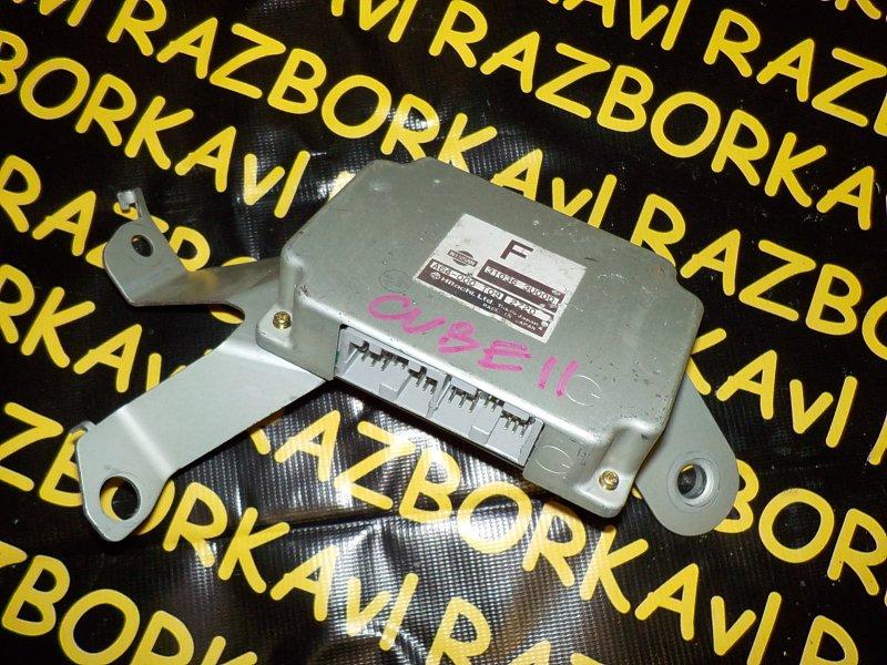 Блок управления акпп Nissan Cube BZ11 CR14DE