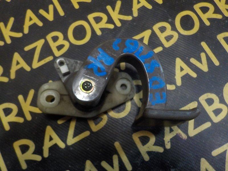 Ручка двери внутренняя Toyota Carina Ed ST160 1SELU задняя правая