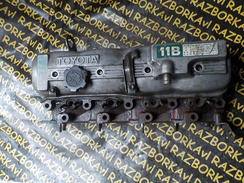 Головка блока цилиндров Toyota Dyna BU61 11B