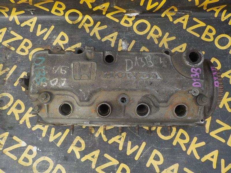 Головка блока цилиндров Honda Logo GA3 D13B
