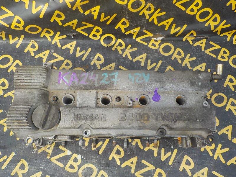 Головка блока цилиндров Nissan Altima L30 KA24DE 1997