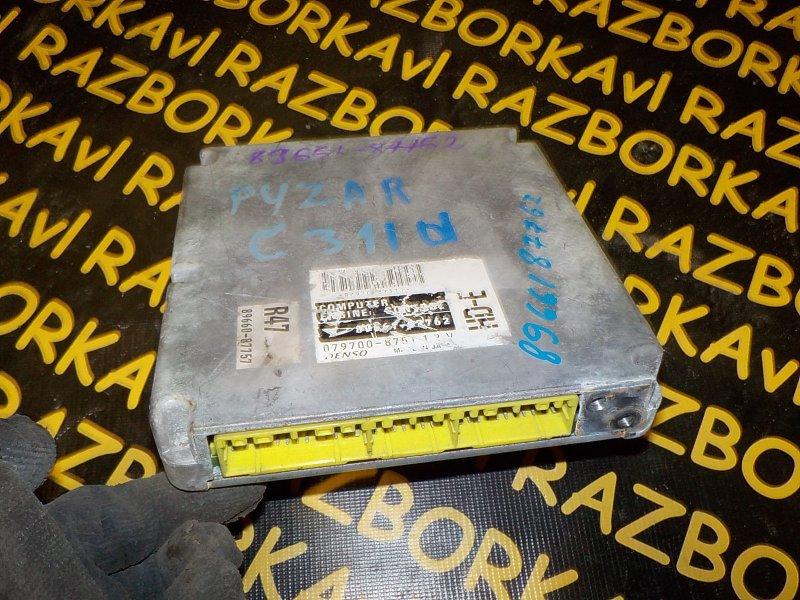 Блок управления efi Daihatsu Pyzar G311G HDEP 1996