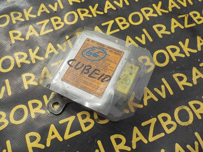 Блок управления airbag Nissan Cube Z10 CGA3DE 1998
