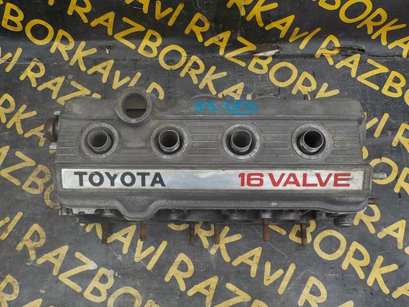 Головка блока цилиндров Toyota Caldina ST191 3SFE