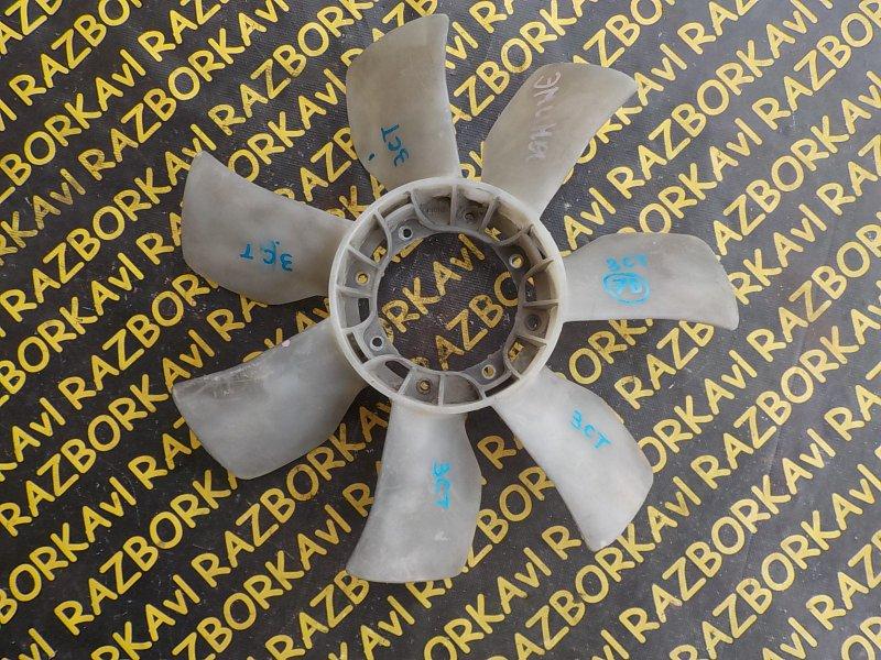 Вентилятор вязкомуфты Toyota Emina CXR10 3CT