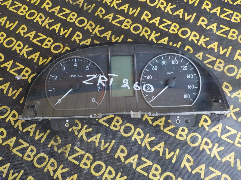 Спидометр Toyota Allion ZRT260 2ZRFAE