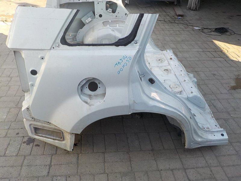 Крыло Suzuki Escudo TD54W заднее правое