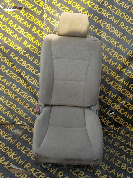 Сидение Toyota Verossa JZX110 переднее левое