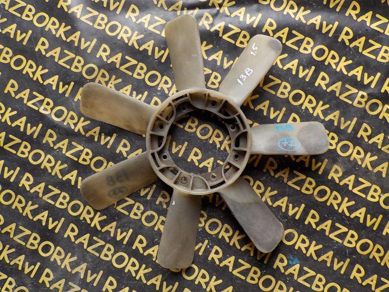 Вентилятор вязкомуфты Toyota Dyna 13B