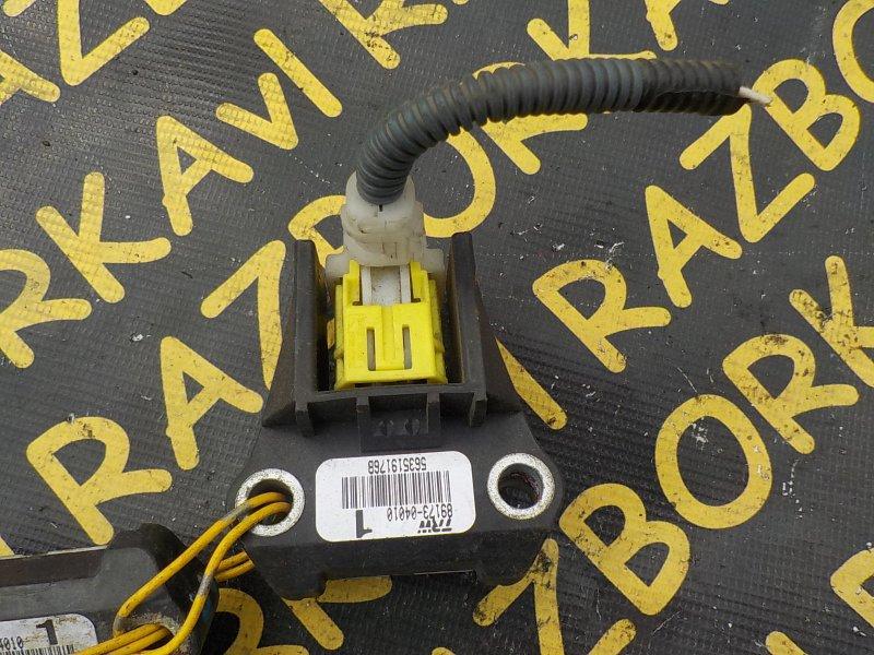 Датчик airbag Toyota Ractis NCP100