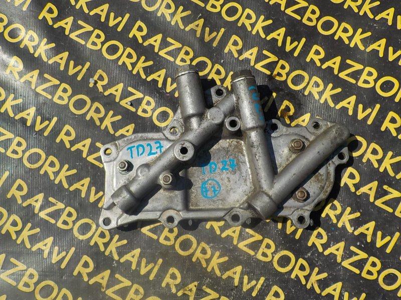 Теплообменник Nissan Atlas AH40 TD27