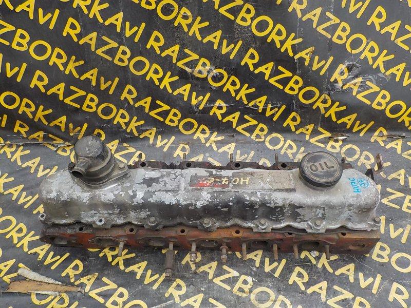 Головка блока цилиндров Hino Ranger FD2H H07C